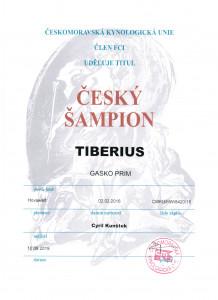 Šampion ČR